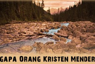 Sungai Yang Mengering