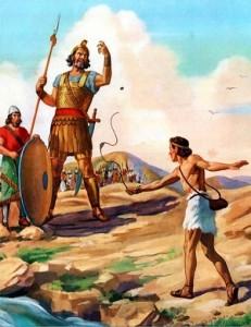 RenunganHarian_David-Goliath_Iman Yang Sederhana