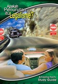 14. Apakah Penurutaan Itu Legalisme?