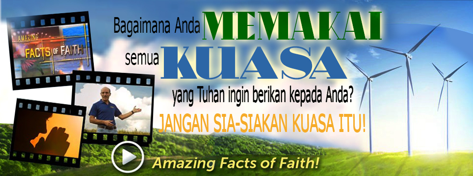 Amazing Facts of Faith - Windmills