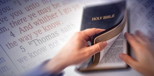 Holy Bible - Keadaan Alkitab