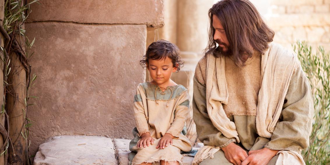 Allah itu Bapaku, KESERUPAAN DENGAN KRISTUS